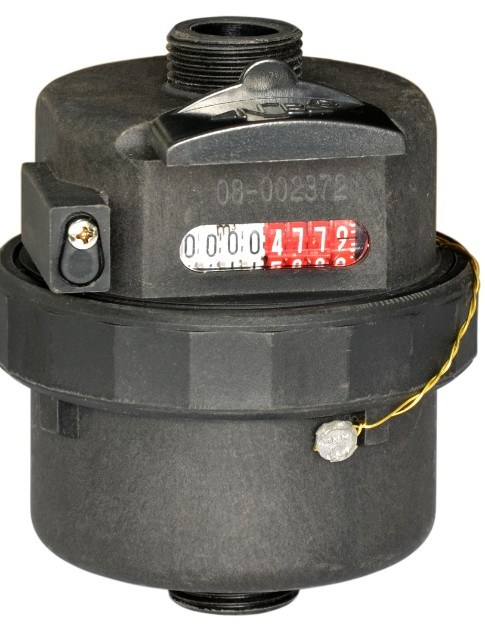 Volumetric Piston Liquid Filled Water Meter Class C/R160