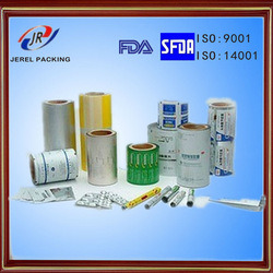 Pharma Aluminum Foil for Medicial or Medicine Packaging