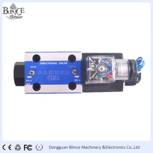 Solenoid Operated Directional Valve DSG-01-3c2-A240-20