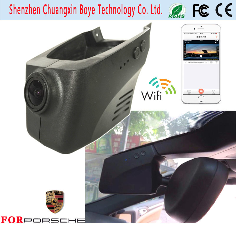 Car DVR for Porsche 1080P FHD The Original Car Style DVR for Porsche