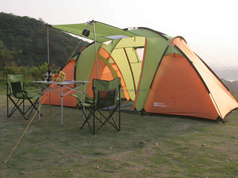 Family Backyard Camping : China Outdoor Camping Family Tent  China Alpine Tent, Mountain Tent