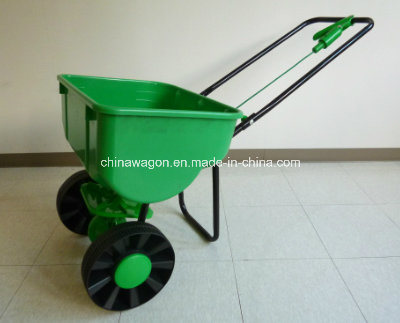 Garden Manual Salt Fertilizer Spreader