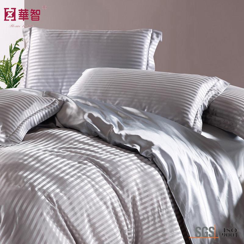 Luxury High Quality Silk Bedding Sets Hometextile