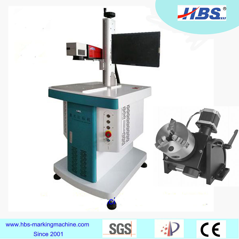 20W Fiber Laser Marking Machine for Metal and No Metal Marking