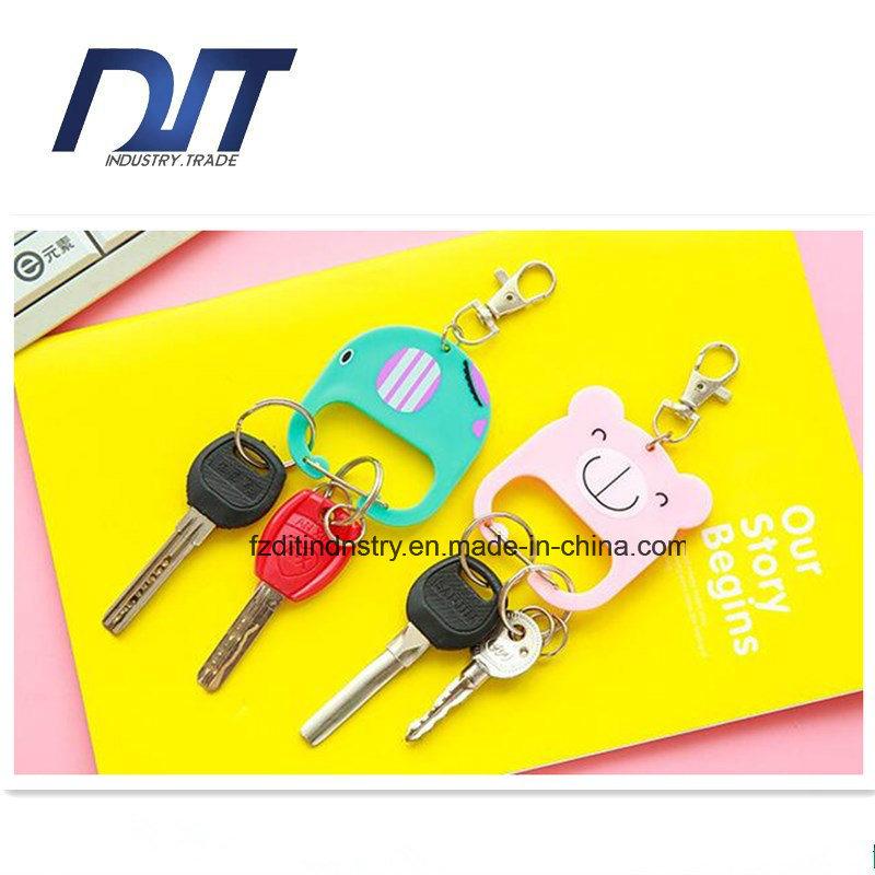 2016 Lovely Cartoon Car Key Ring Hot Sell