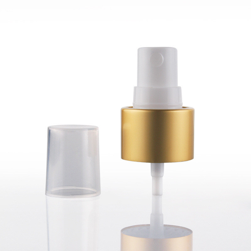 Gold Color Fine Mist Sprayer for Cosmetic Pump Sprayer (NS78)