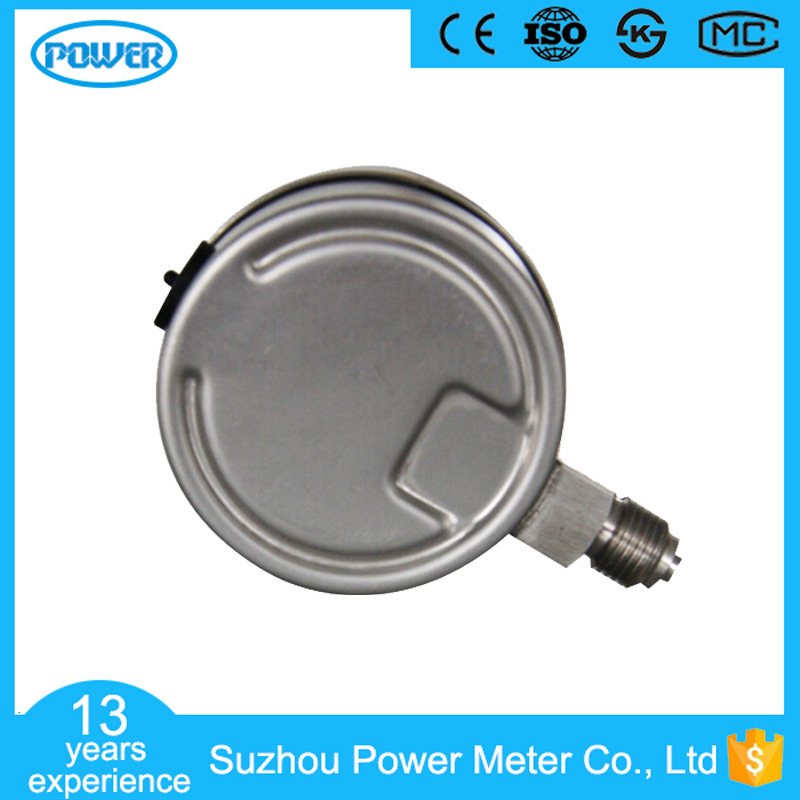2.5 Inch High Quality All Stainless Steel Pressure Gauge