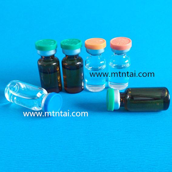 2ml Amber Color Essence Liquid Bottles
