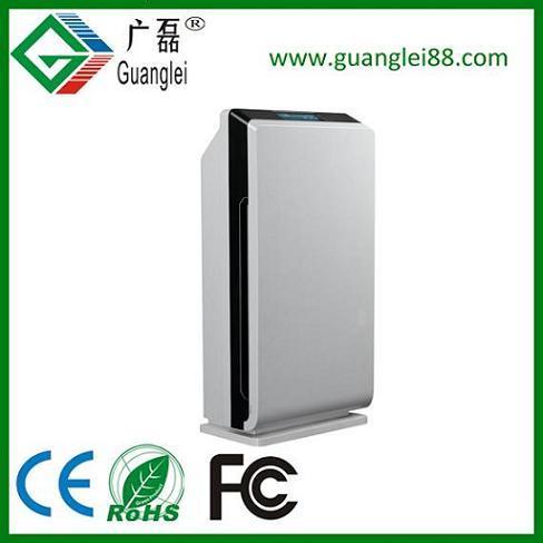 CE RoHS FCC UVC Air Purifier Ionizer Model Gl-8128