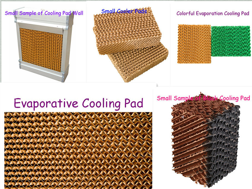Evaporative Cooling Pads : China evaporative honeycomb cooling pads photos pictures