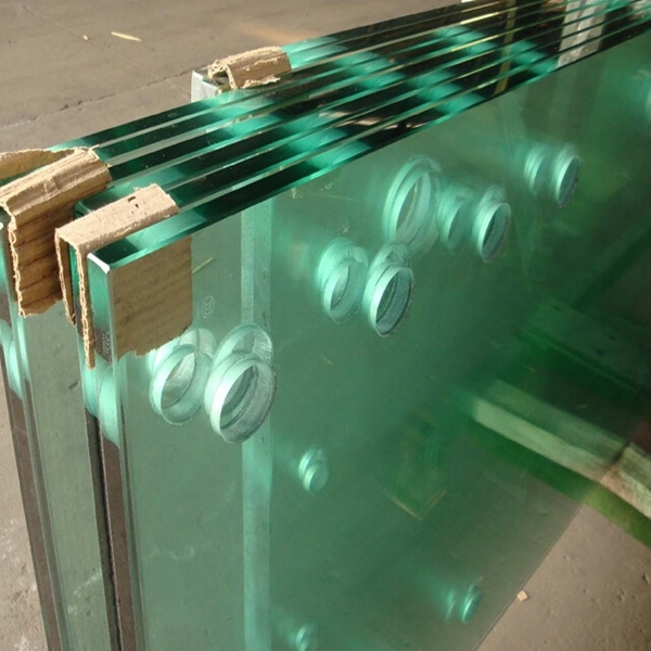 6mm 8mm 10mm 12mm Safety Glass Tempered Glass Toughened Glass