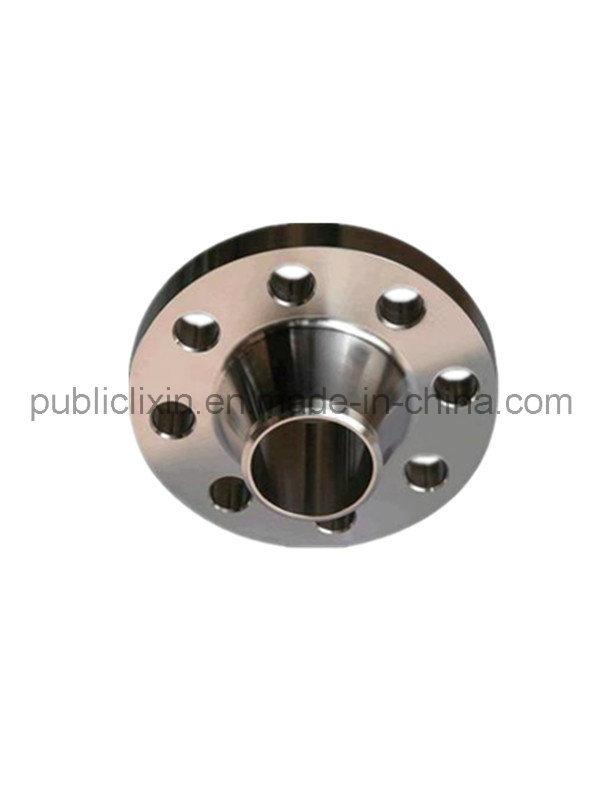 ASME/ANSI/DIN Carbon Steel Weld Neck Flange Manufacturer B16.5