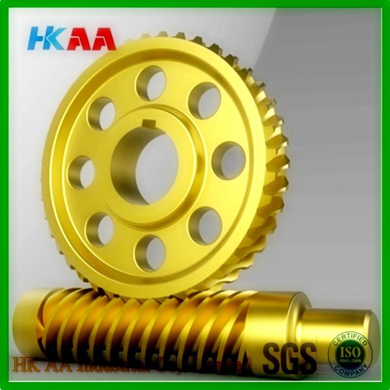 Brass Worm Gear, Mini Worm Gear, Worm Gear Reducer
