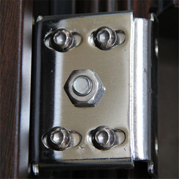 Sc-S080 Top Sales Entry Copper Security Doors Price