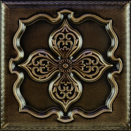 1090-5 3D Leather Carved Decorative Wall Panel& Ceiling Tile