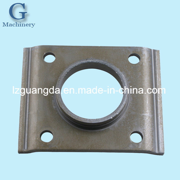 Custom Sheet Metal Forming Bending Welding Stamping Parts ISO9001 Certified