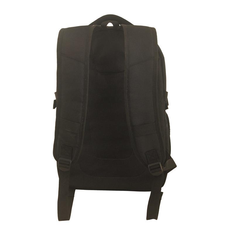 Black Laptop School Sport Bag with Modern Design