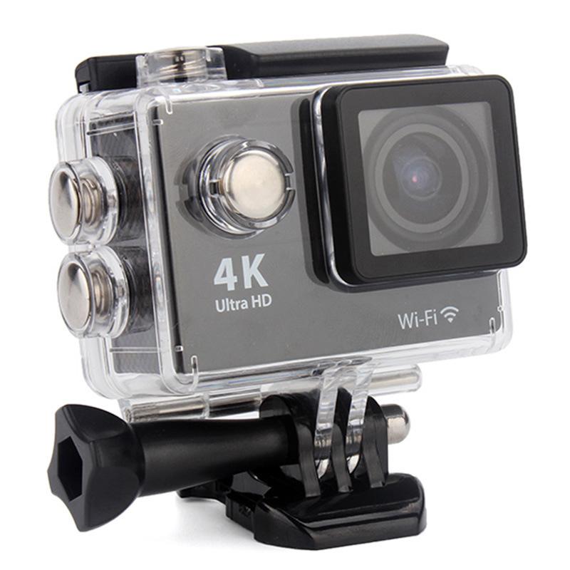 Action Camera Ultra HD 4k WiFi 2.0 LCD 170d Sport Go Waterproof PRO Camera