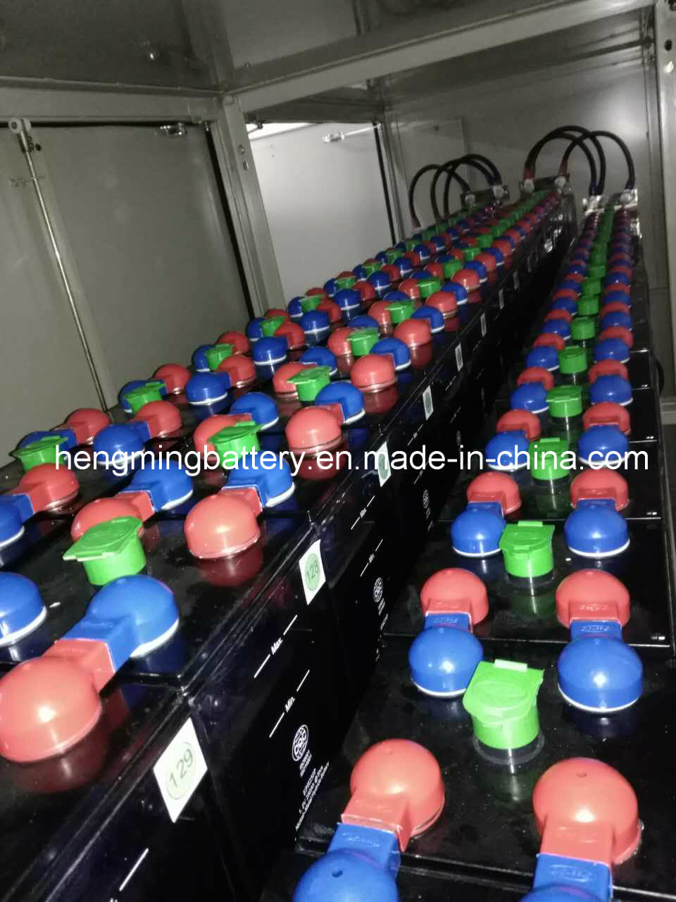 1.2V 250ah Qng250ah Ni-MH Battery/Packet Batterybattery/ for Power Only Manufacturer in China