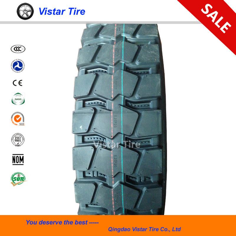 Light Truck Tire and Medium Bus Tire (7.50R16, 8.25R16, 8.25R20)