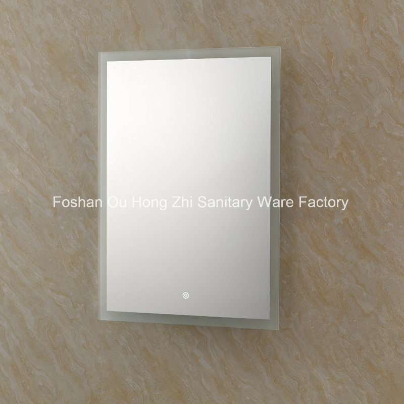 Shaving Bathroom Smart LED Mirror with Ce Certified