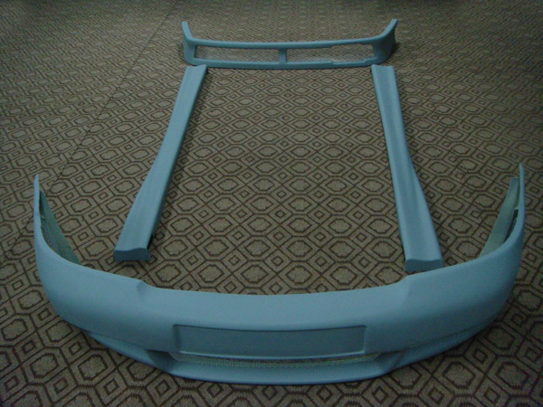 [insert title here] Full-Body-Kits-for-Audi-A4-B5-Front-Bumper-Rear-Bumper-Side-Skirts-