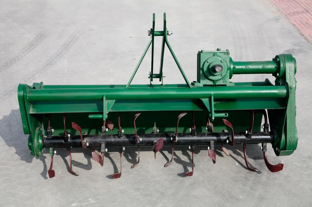 Large 1gqn-300 Rotary Tiller with Working Width 3m