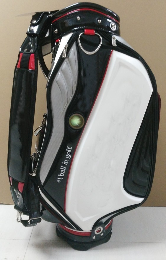 New Waterproof White Golf Stand/Cart Bag