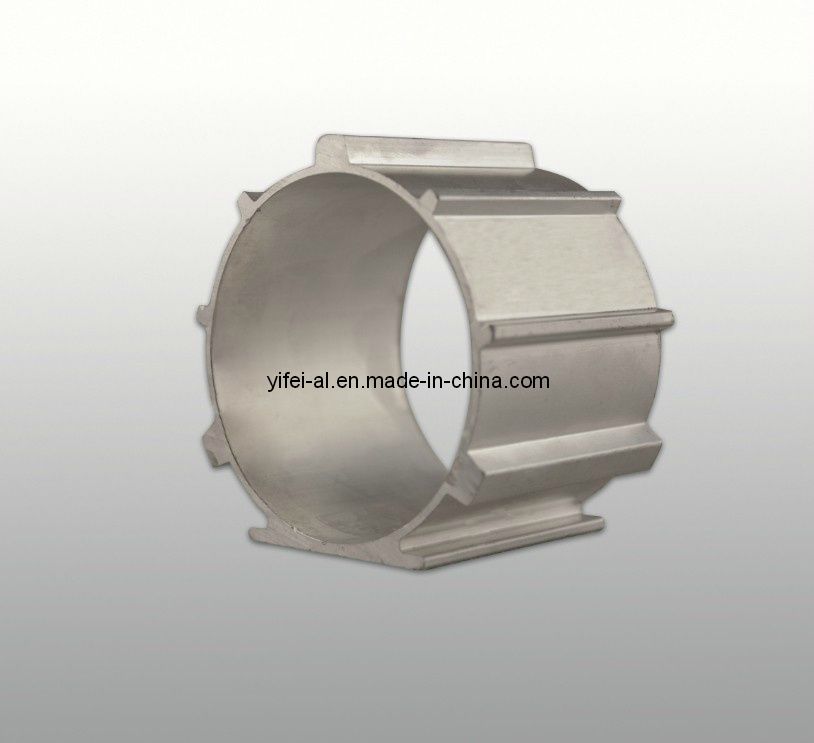 Aluminum/Aluminium Alloy Pneumatic Profile for Cylinder Accessories