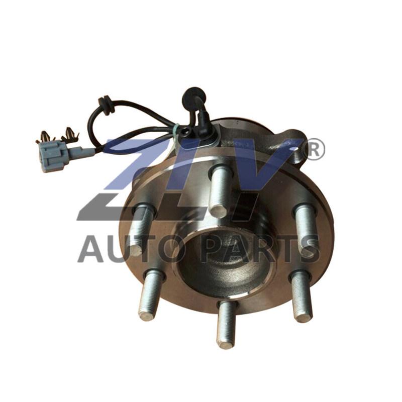 Hub Wheel Bearing Assy Front for Navara 07- 40202-Eb70b