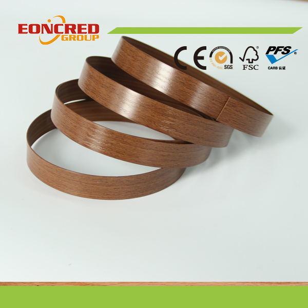 Edge Banding Tape PVC Materials
