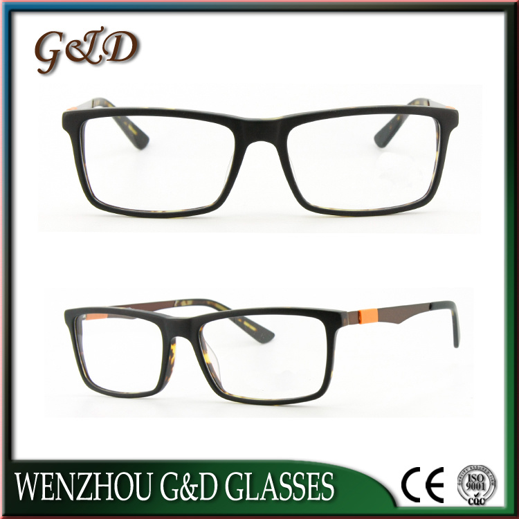 High Quality Acetate Eyewear Eyeglass Optical Frame 50-335