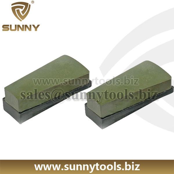 Diamond Resin Fickert for Granite Slab Polishing (S-DWS-1047)