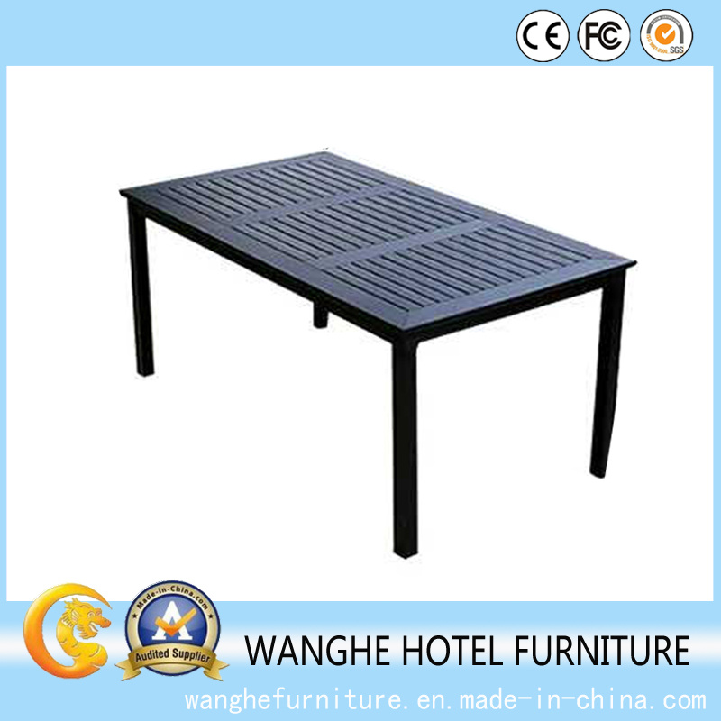 Strong Metal Top Hotel Coffee Restaurant Dining Table