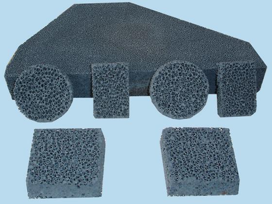 Sic Ceramic Foam Filter
