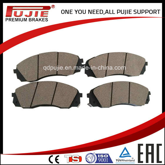 Long Life Ceramic Brake Pad for Hyundai H1