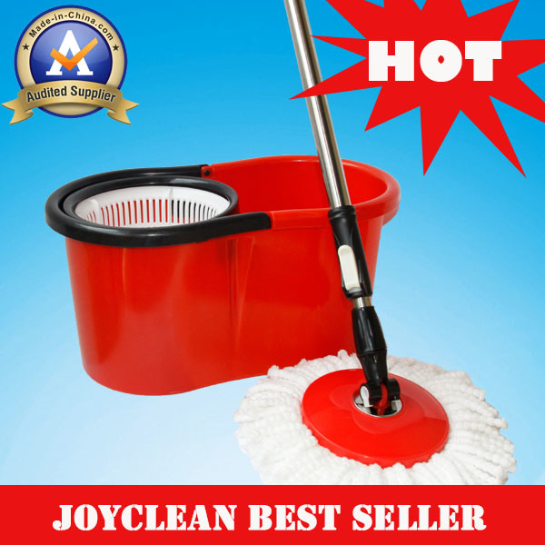 Joyclean Hand Pressing Mop Pole 360 Cleaning Magic Spin Mop (JN-201B)