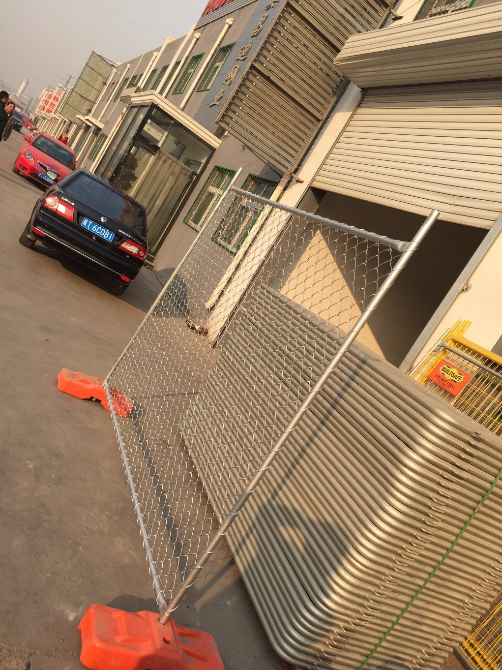 Temporary Fence HDPE Foot