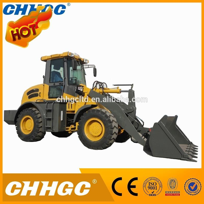1.7 M3 125HP Tcm 820 Wheel Loader with Quick Unloading Speed, 910 Wheel Loader