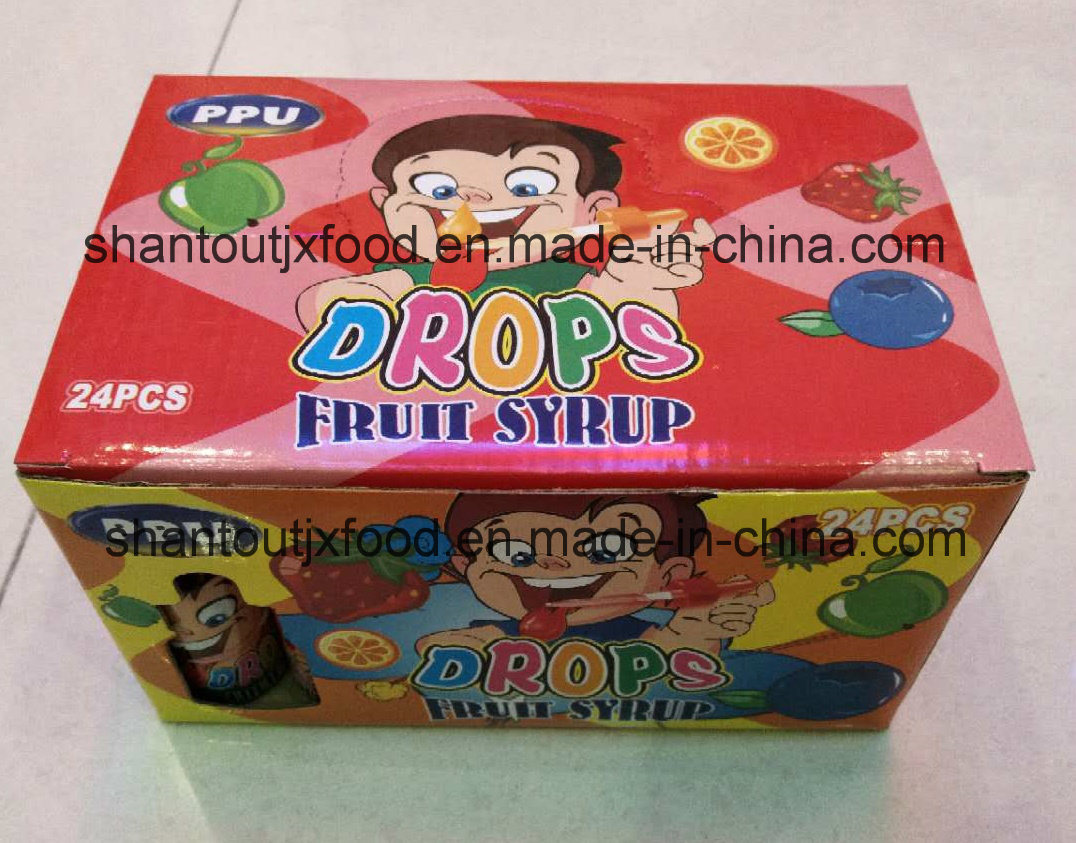 Bonny Drop Fruit Syrup