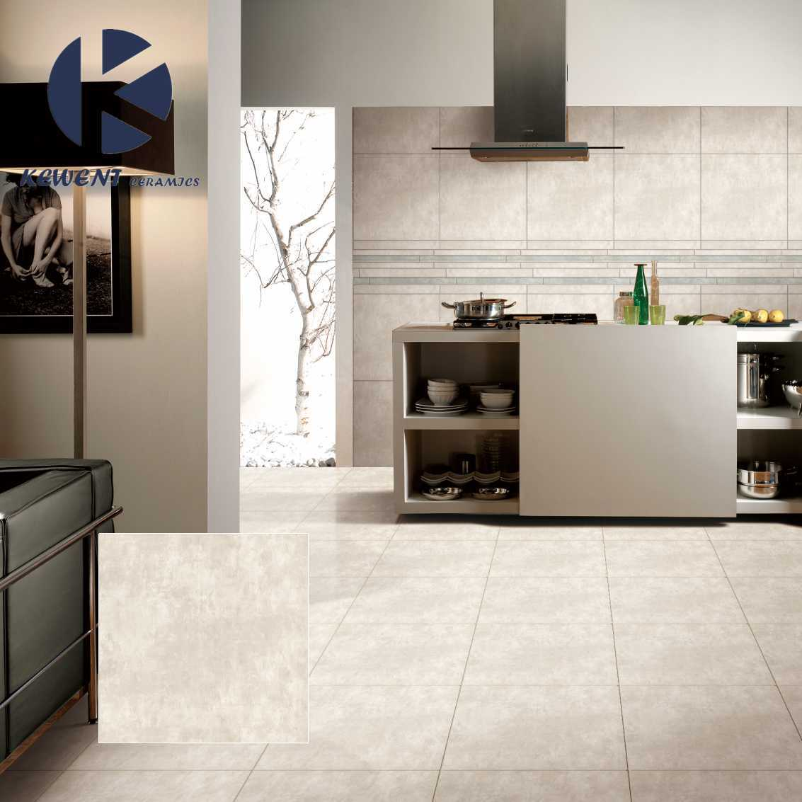 2017 New Product Rustic Glazed Porcelain Floor Tile with Matt Finished 600X600mm