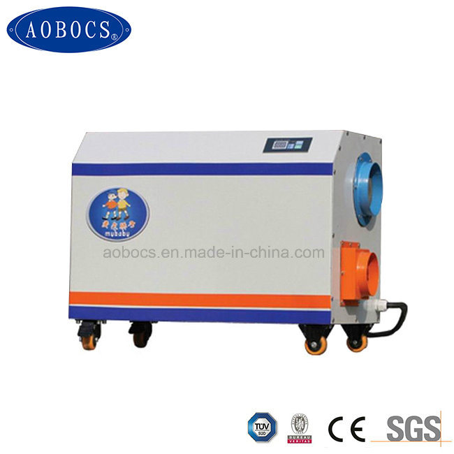 Small Desiccant Wheel Industrial Dehumidifier