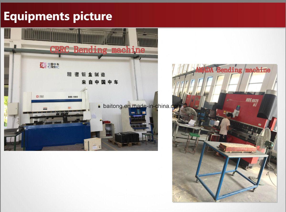 OEM/ODM Sheet Metal Fabrication/Custom Precision Metal Sheet Parts