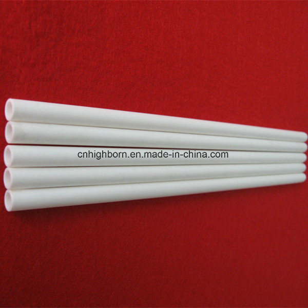 Zirconia Ceramic Thermocouple Protection Tube