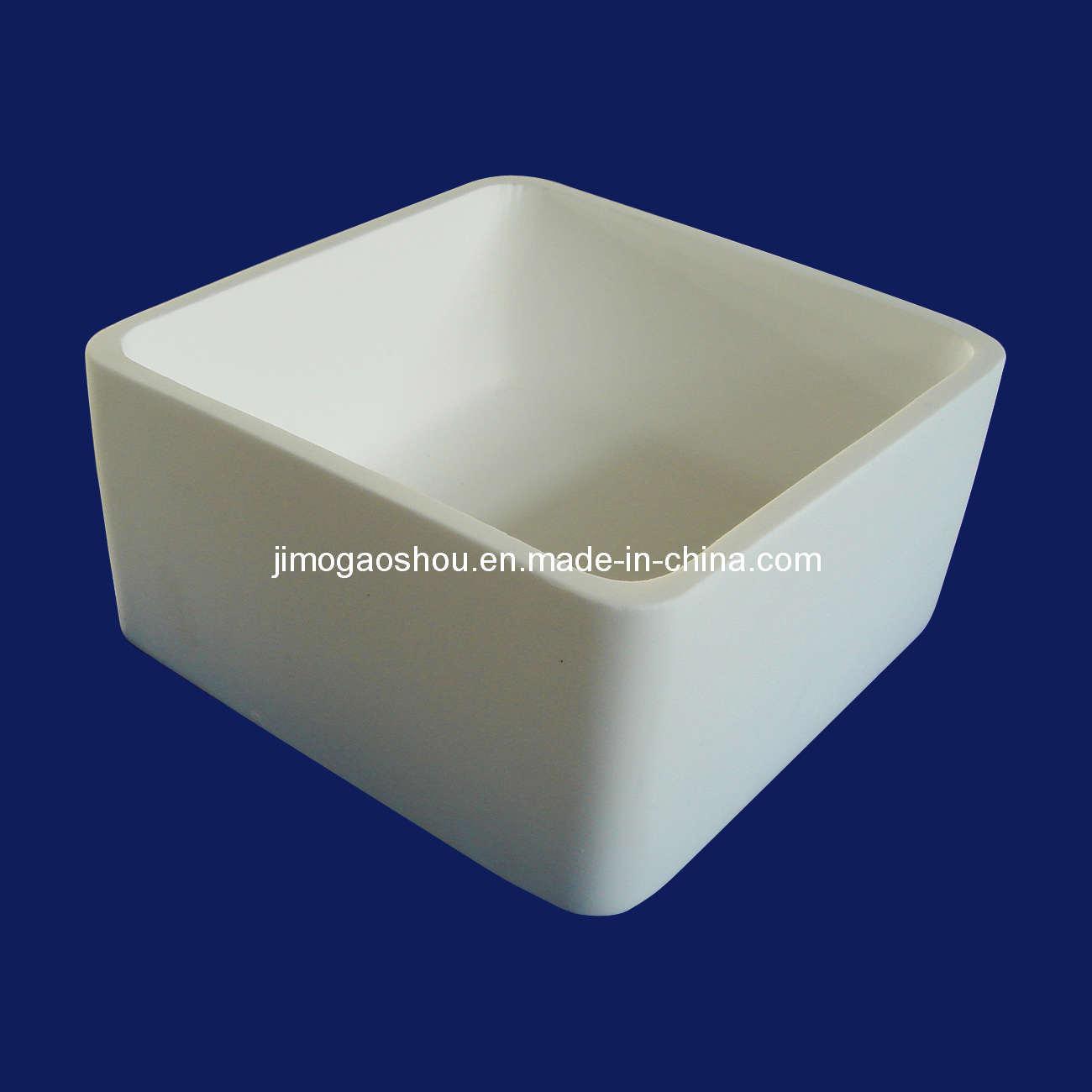 Quartz Ceramic Crucible