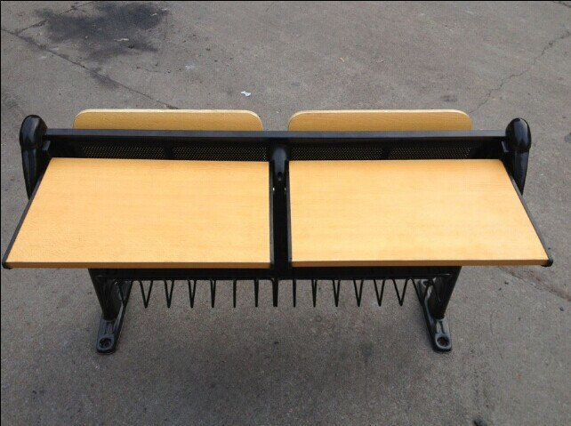 Tables and Chairs for Students, Auditorium Chair, Lecture Theatre Chairs, Student Chair, School Furniture, School Chairs, Ladder Chair, Training Chair (R-6225)
