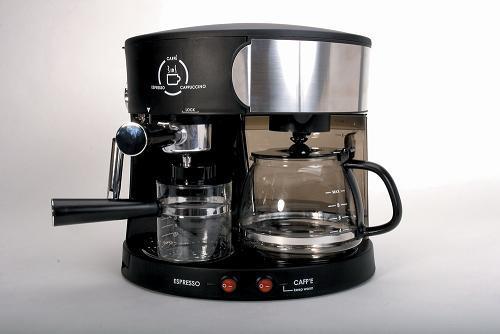 China 3 in 1 Espresso/Cappuccino and Drip Coffee Maker - China Home Appliances, Coffee Maker