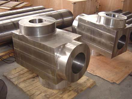 Forged Valve Parts/Forging Valve Parts