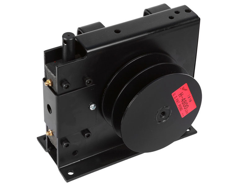 Heavy-Duty Worm Gear Motor-Ready Type Winch (H-4800)