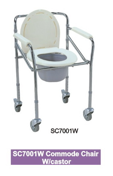 Commode Chair (SC7001W)